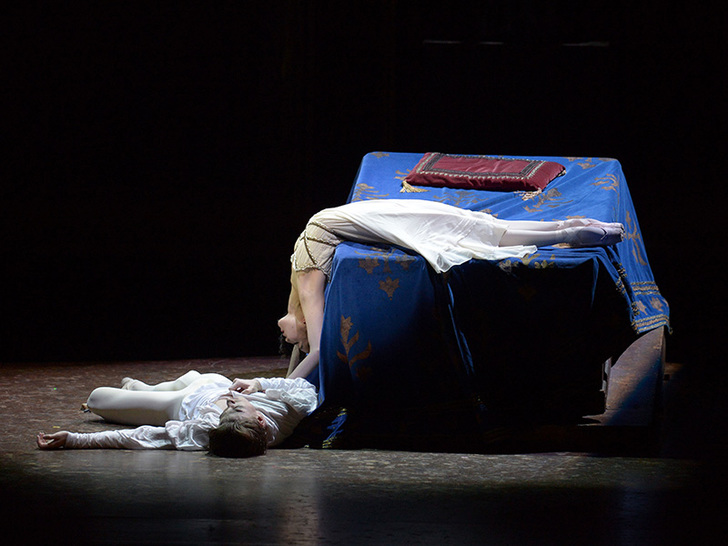 Kenneth MacMillan's Romeo and Juliet