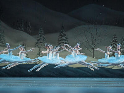 THE NATIONAL BALLET OF JAPAN