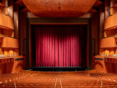 NEW NATIONAL THEATRE, TOKYO