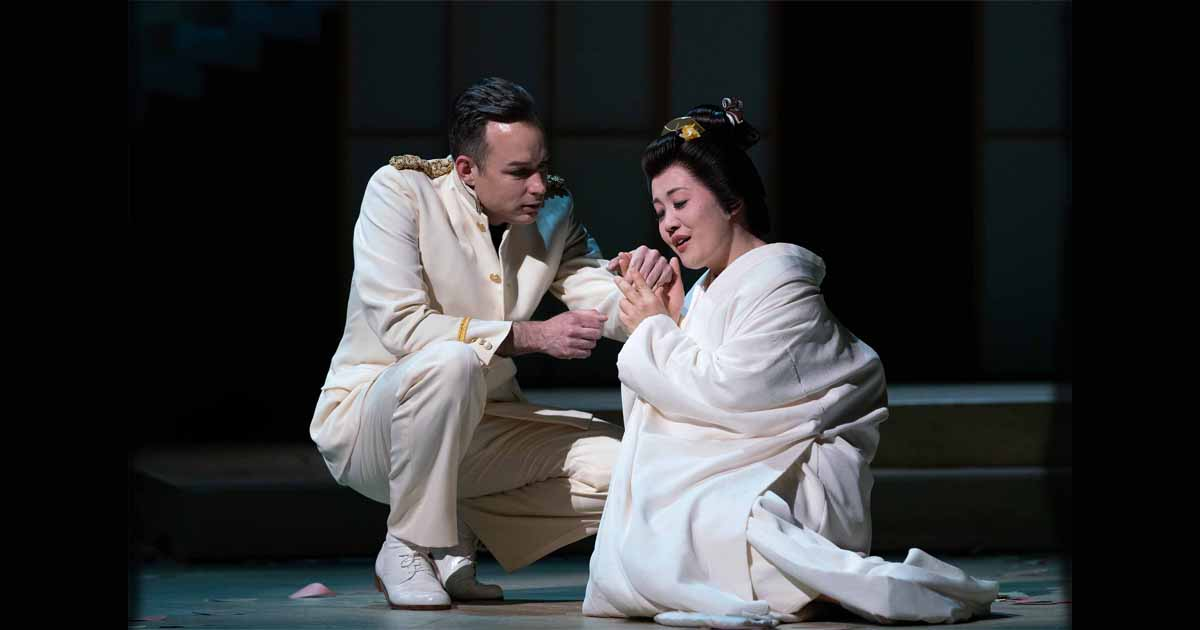 Madama Butterfly | Opera | NEW NATIONAL THEATRE, TOKYO