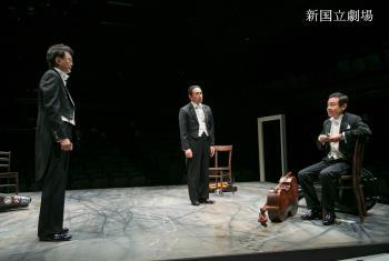 左より 相島一之、段田安則、近藤芳正.JPG