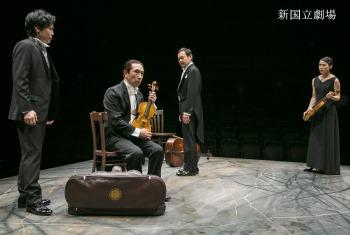 左より 加藤虎ノ介、段田安則、近藤芳正、伊勢佳世.JPG