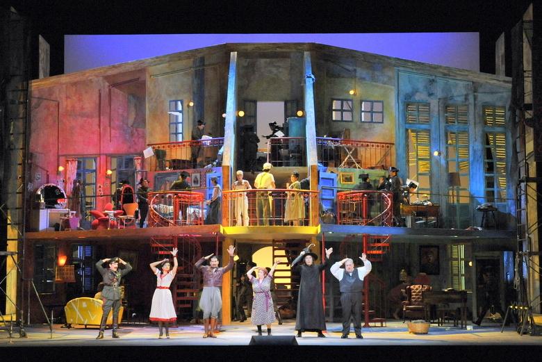 セビリアの理髪師 | 新国立劇場 オペラ