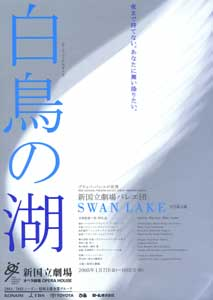 SWAN LAKE LEAFLET