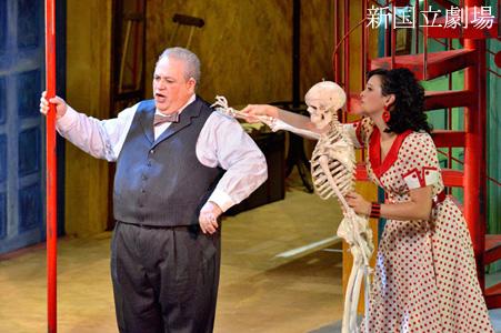 オペラ「セビリアの理髪師」いよいよ開幕!! | 新国立劇場 オペラ
