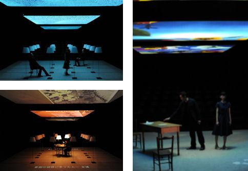 Dance platform 2012 programme b la chambre claire by for Chambre claire roland barthes